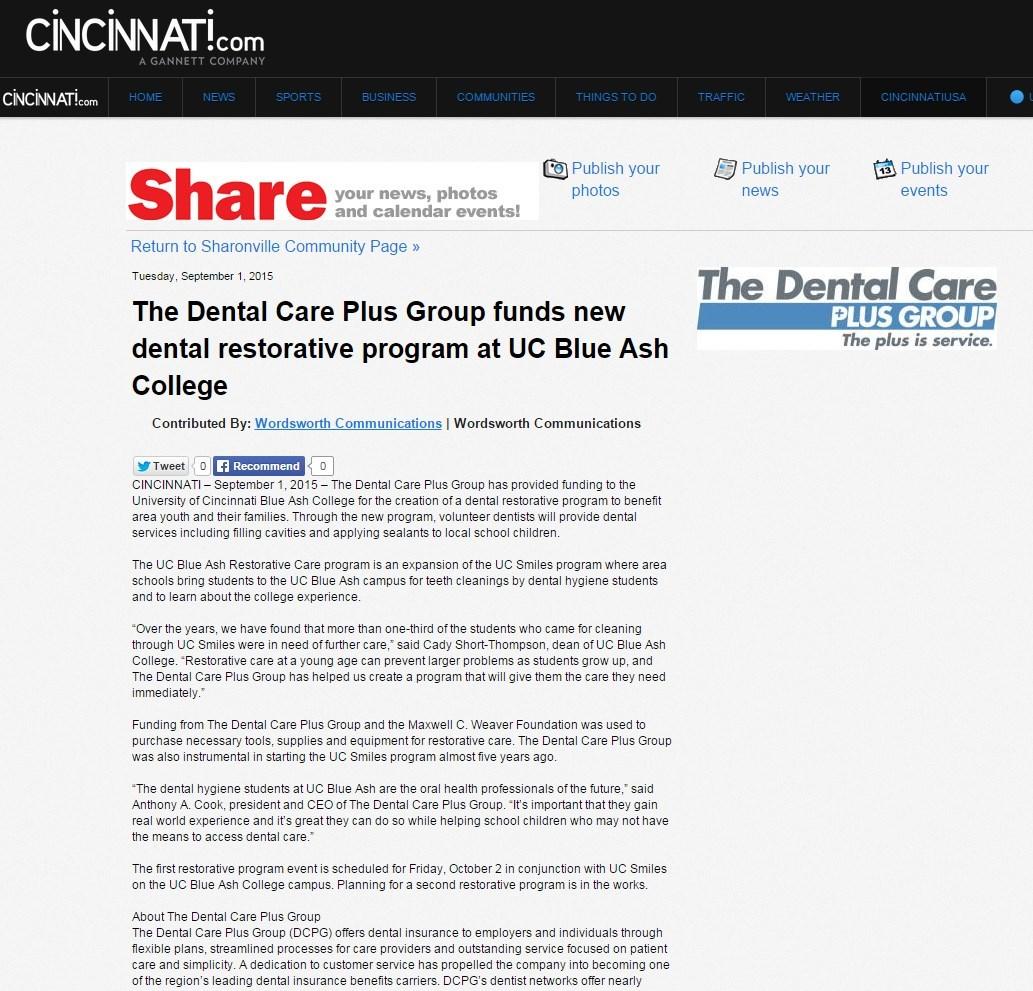 Cincinnati Dental Care
